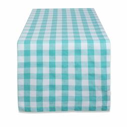 DII 100% Cotton Machine Washable Dinner Summer & Picnic Tabl