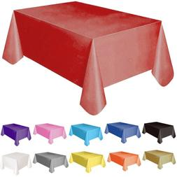 11 Colors Tablecloth <font><b>Table</b></font> <font><b>Cove