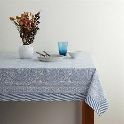 Francfranc 2000x1300 Calca Table Cloth Blue Tableware Linens