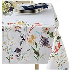 "Benson Mills Aryah Tablecloth, Multicolor, 60""x84"", Oblo"