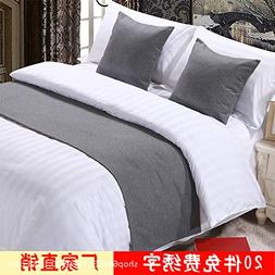 QCQZPL Bed Runner Hotel Bedding Hotel Bedding/Linen / Bed To