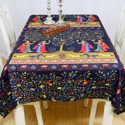 Boho Tablecover Table Cloth Cover Party Catering Event Table