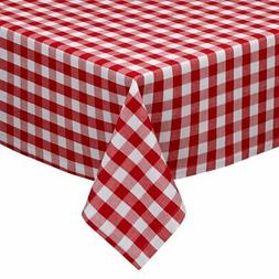 DII Checkers Tablecloth