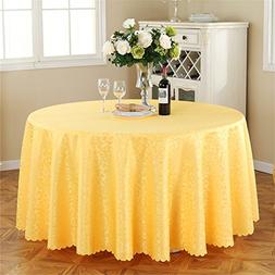 JH tablecloths Classic European Pattern Decorative Solid Col