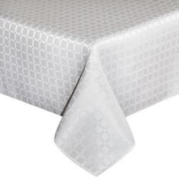 Eforcurtain Contemporary Little Checkered Fabric Tablecloth