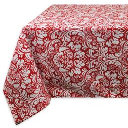 DII 100% Cotton, Machine Washable, Everyday Damask Kitchen T