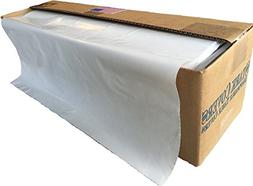 STARK COVERS - Disposable Food Grade 6 foot Table Covers on