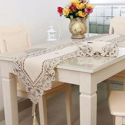 Creative Embroidered Tablecloth Household Kitchen Pastoral S