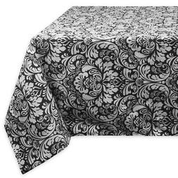 DII Damask Tablecloth