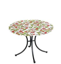 Deluxe Fitted Tablecloths - Round Tablecloth