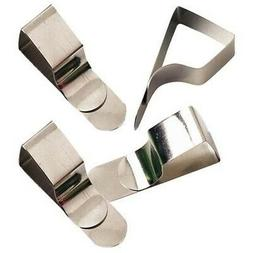Drawing Board Clips Nickel Plated Steel Table Cloth Holders