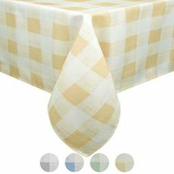 Eforcurtain Fashion Rectangular Table Cover Water
