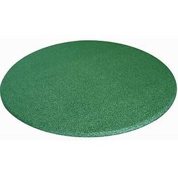 Fitted Vinyl Table Cloth Round with Elastic Edge - Fits 48 I
