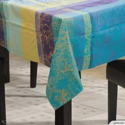 garnier thiebaut mille patios french tablecloth