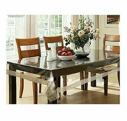 Generic Waterproof 4Seater Dining Table Cover,Table cloth/Cl