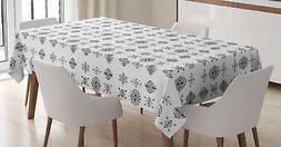 Guatemalan Tablecloth Ambesonne 3 Sizes Rectangular Table Co