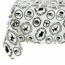 DII Halloween Portrait Tablecloth