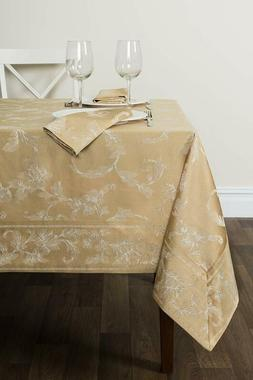 Benson Mills Harmony Scroll Tablecloth