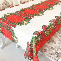 Homeerr Tablecloth Desk Cloth Dining Table Linens Sofa Cover