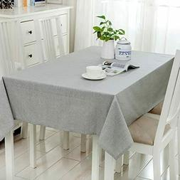 Keihtoys Table Cloth, Table Cover Decoration for Kitchen Din