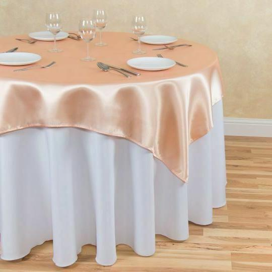 1/10 60x60 Square Overlay Seamless Wedding Party