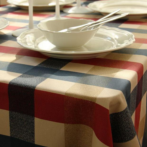 100% Cotton <font><b>Table</b></font> English Multifunctional Tablecloths <font><b>Table</b></font> Cover GQ20