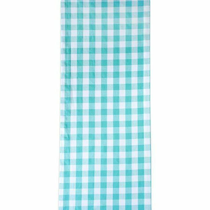 DII Washable Picnic Tablecloth x 84""
