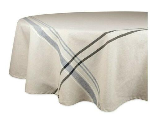 100 percent cotton machine washable tablecloth french