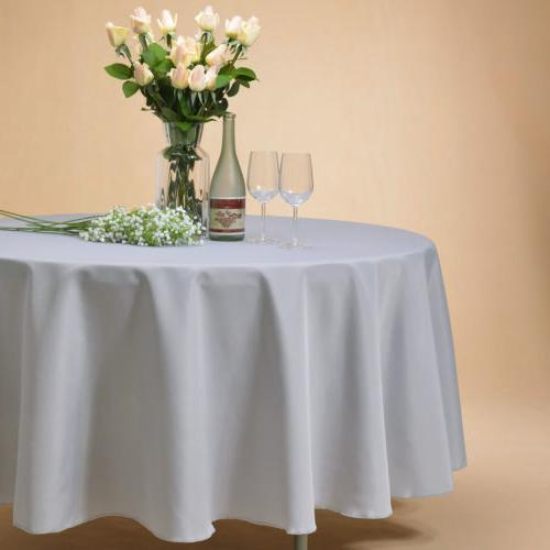"108"" Inch Table Cover Parties Dinner"