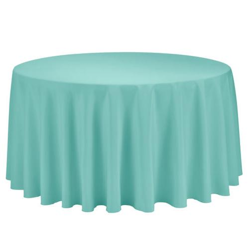 VEEYOO Linen Table Cover for Buffet Party More