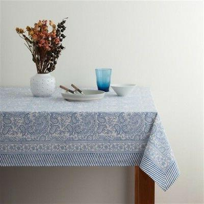 2000x1300 calca table cloth blue tableware linens
