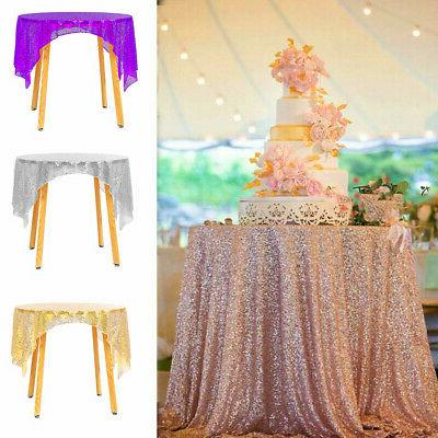 40*60'' Table Fabric Banquet Home US