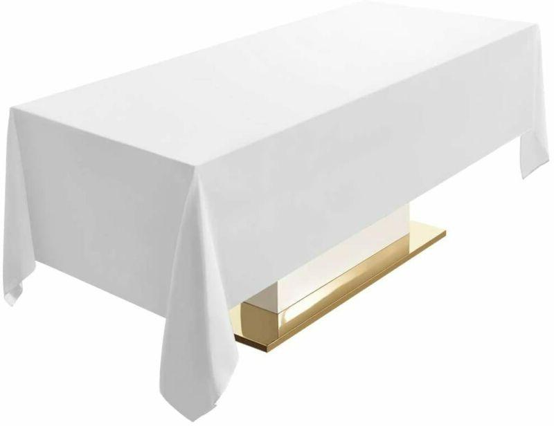 Surmente 60 X 120 Tablecloth For Rectangle Tables Polyester