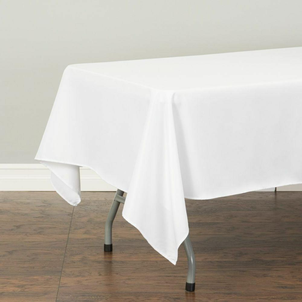 LinenTablecloth x in. Rectangular ,