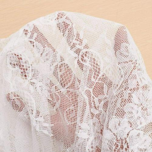 60 X120 inch Tablecloth - Lace