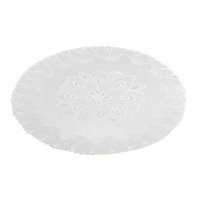 71 round lace tablecloth floral table cloth