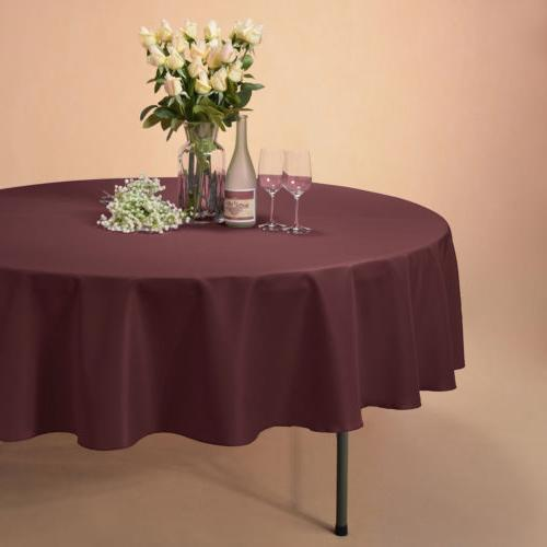 "VEEYOO 90"" Tablecloth Linen"