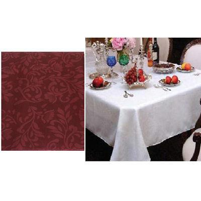 Bgdy Damask Table Cloth Linens 52\  X 70\  Rectangle ...  sc 1 st  Tablecloth Table Cloth & Bgdy Damask Table Cloth Linens 52\
