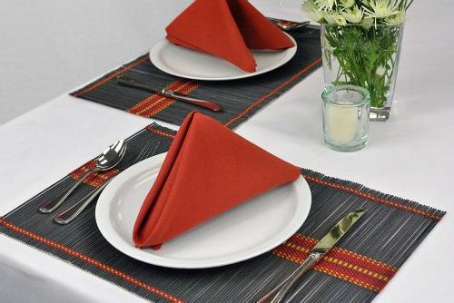"""DII 60x84"""" Rectangular Tablecloth, - for Events, Buffets or Use"""