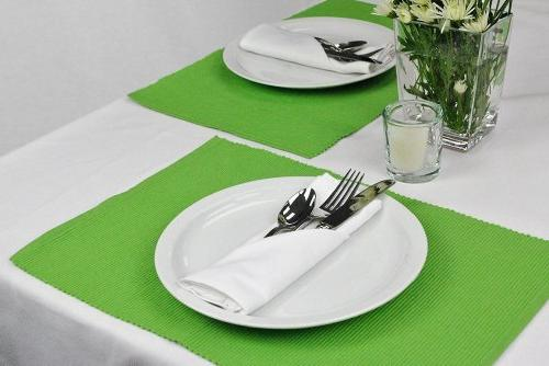"""DII 60x84"""" Polyester Tablecloth, for Events, Dinner Parties, or Everyday"""