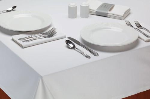 DII Rectangular Tablecloth, for Weddings, Catering Events, or