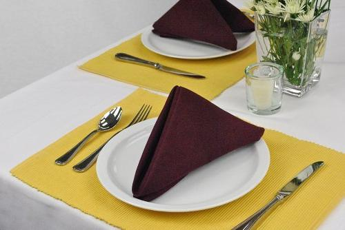 DII Rectangular Polyester Tablecloth, for Weddings, Events, Dinner Parties, or Everyday Use