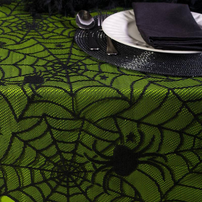 Lace Cover Halloween Lacey