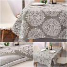 Table Cloth Cover Cotton Tablecloth Dinning Tabletop Dustpro