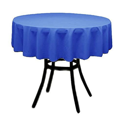 """Tablecloth for 24"""" Round Table by Florida Tablecloth Factory"""