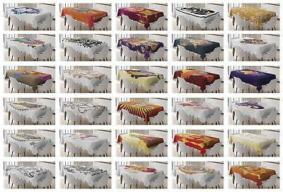 asian tablecloth 3 sizes available rectangular table