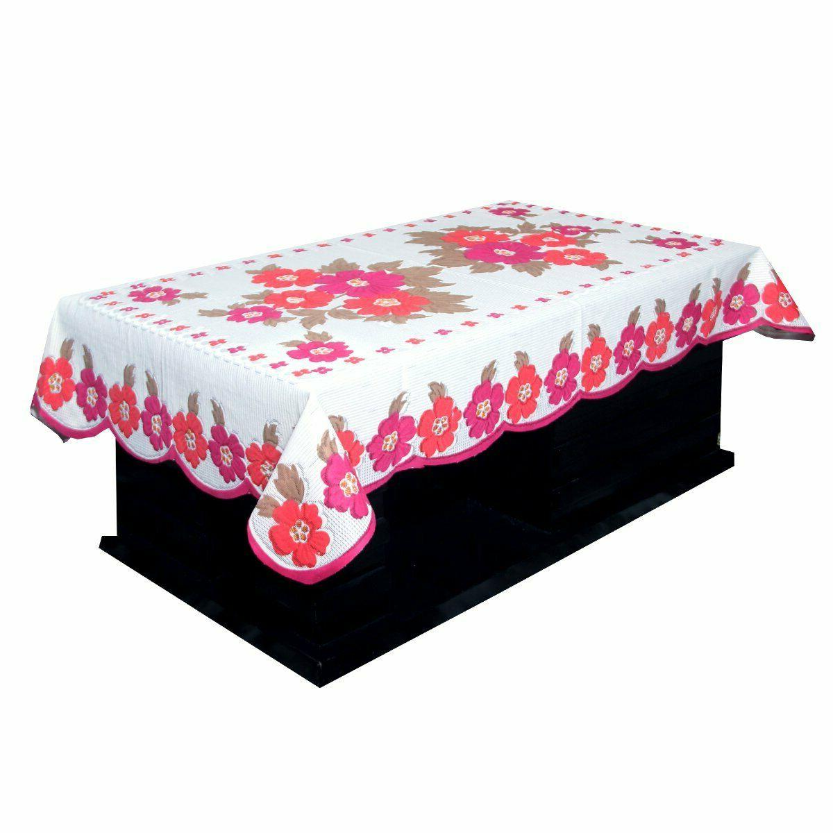 Center Table White Cloth Seater * Inches