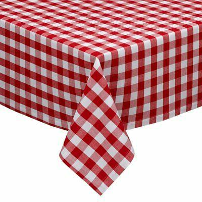checkers tablecloth