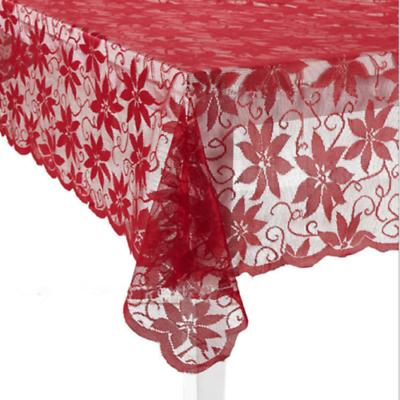 Christmas Cloth Lace Holiday