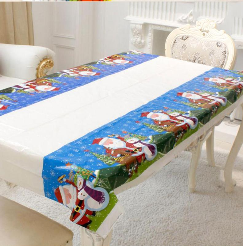Christmas Tablecloths Dining Linens Tables Covers